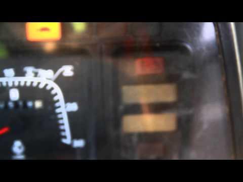การซ่อมรถไถ Ford 7840 SL  บ้านหนองหัวงก