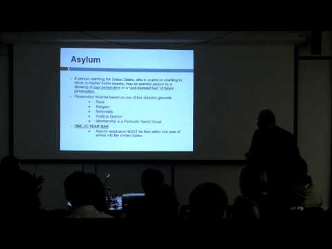 Visa Application and Legal Issues for Immigrant Artists  clip14