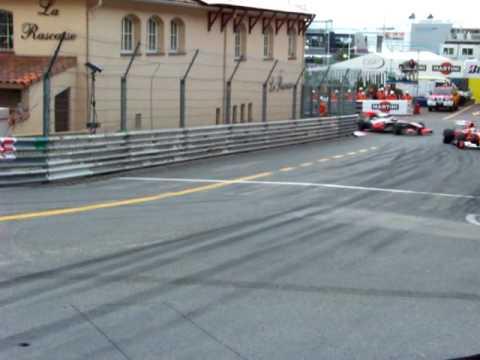 Monaco 2010 F1 Essais libres 2