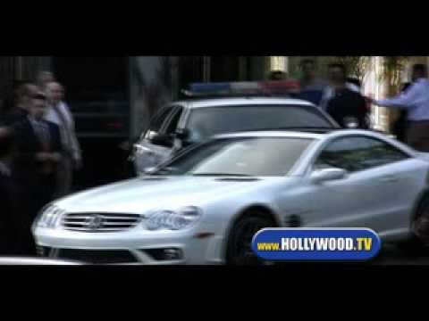 It's BENZ, Bitch! Britney Spears Buys A New Car HOLLYWOOD.TV Video