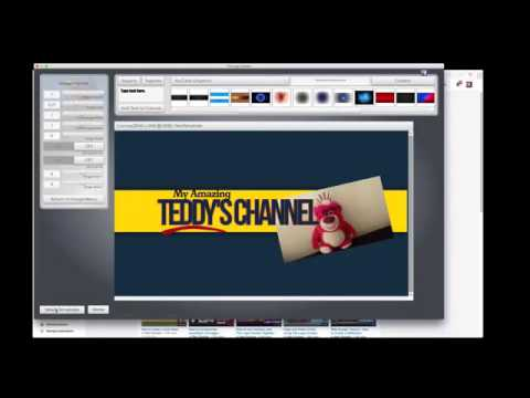 Youtube channel art maker free demo 97 bonus included youtube