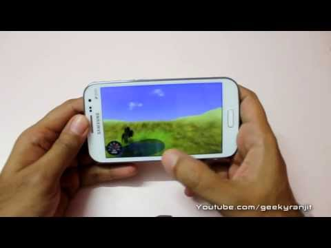 Galaxy Grand Quattro Benchmarks - Geekyranjit