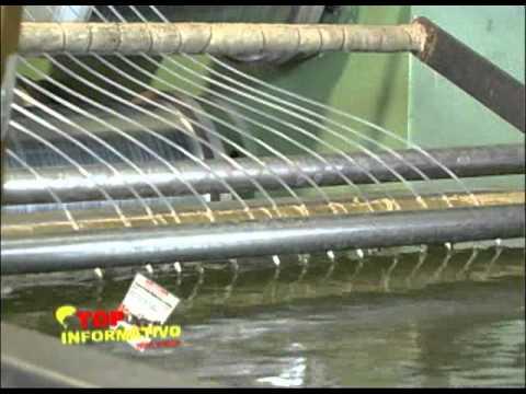 Top Informativo Pesca Dinâmica -  Como são fabricadas as linhas de pesca