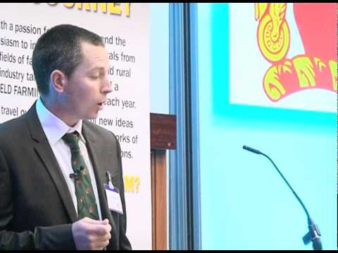 Rhys Williams, Nuffield Farming Conference