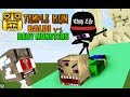 MONSTER SCHOOL : BALDI TEMPLE RUN CHALLENGE WITH BABIES   BEST MINECRAFT ANIMATION