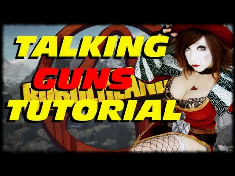 Borderlands 2  How To Get AI 1340 The Talking Shotgun  Out Of Body Experience Tutorial (1080p)