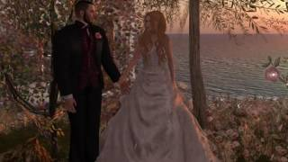 Second Life : The Wedding of Kady and Mikey