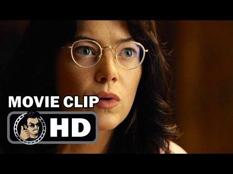 BATTLE OF THE SEXES Movie Clip - Press Release (2017) Emma Stone Steve Carell Tennis Drama Film HD streaming vf