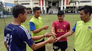 """Permainan Sederhana dan Tradisonal """" Mi-Mi Sagoe """" ( Banda Aceh ) dari kelompok 5 /PJKR 5F"""
