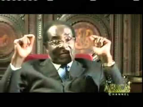 President Robert Mugabe discusses promise broken by the British, and U.S.