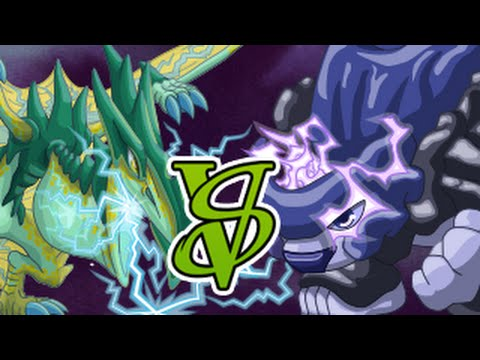 Miscrits Showdown #46: Light Zaptor vs. Elite Sparkupine