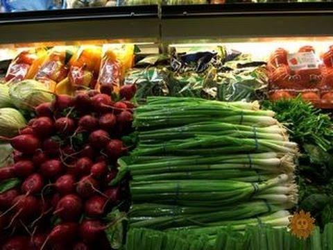 Food wars: Healthy snacks vs. junk food
