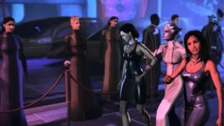 Mass Effect 1&3 - FemShepard/Liara - Only time