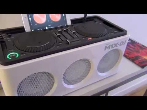 Présentation Philips M1X-DJ