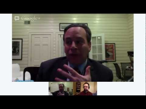 Caracas Chronicles Hangout with David Frum - March 28, 2013