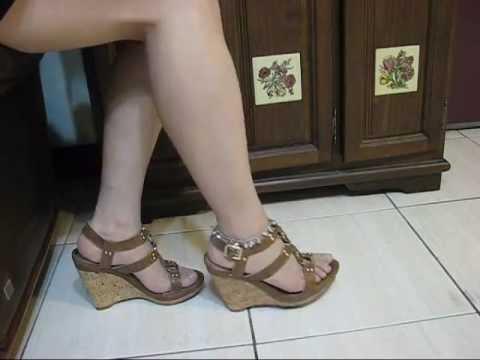 Sexy wife feet