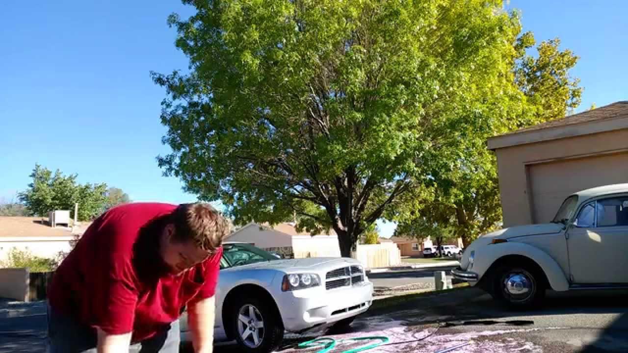 Car Wash Foaming Brush System
