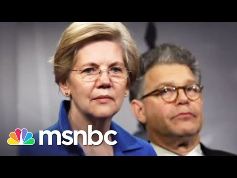 Elizabeth Warren: Democrats Vs Republicans | msnbc