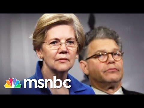 Elizabeth Warren: Democrats Vs Republicans | msnbc