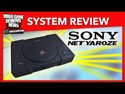 Rare Sony Net Yaroze Playstation System Review - Gamester81