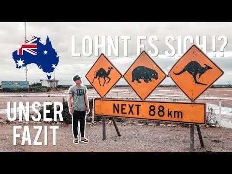LOHNT SICH WORK AND TRAVEL in Australien!? | Unser Fazit nach 1 Jahr