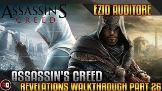 Assassin's Creed: Revelations Walkthrough Part 26 - Saving Prince Suleiman