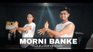Guru Randhawa Morni Banke Dance Badhaai Ho Tanishk Bagchi Neha Kakkar Ayushmann K Sanya M