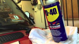 How To Remove Tar Spots From Your Paint