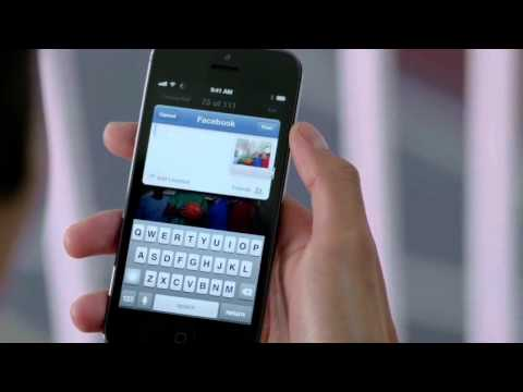image  iPhone 5 Promotional Video