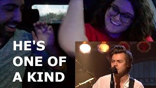 HARRY STYLES ON SNL EVER SINCE NEW YORK (REACTION)