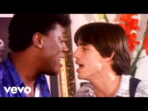 Clarence Clemons & Jackson Browne - You're a Friend of Mine (Video)