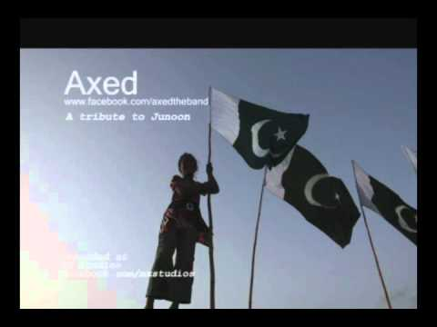 Axed - Jazba E Junoon (cover) video