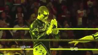 WWE Stardust debut entrance and new theme HD (edit)