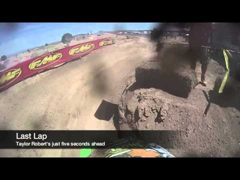 2014 WORCS round six: Cedar City, UT; on board with Robby Bell