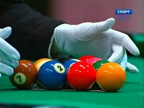 Pool 2013. Кубок Кремля. Хоманн - Степанов