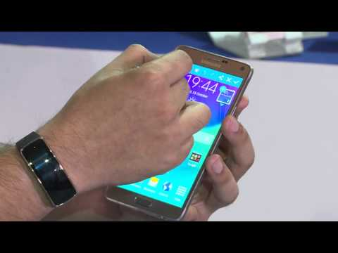 Samsung Galaxy Note 4 : Quick Look - Tech Guru video