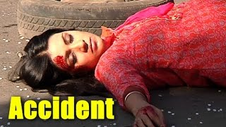 OH NO ! Asha meets with a fatal accident | Naamkaran |