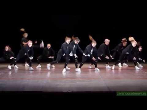"""Коллектив """"СWET crew"""". Хип-хоп танец"""