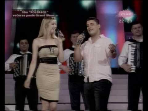 Radmila Manojlovic i Darko Lazic - Ti si lek za moju dusu (Grand show, 09.07.2010.) Video