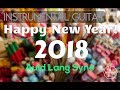 Auld Lang Syne - Instrumental Guitar Cover (Happy New Year 2018)
