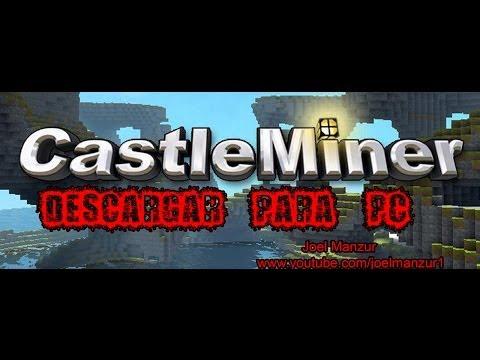 Descargar Castle Miner Z para PC Full Español + Online