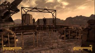 Fallout new vegas youll know it when it happens walkthrough
