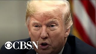 Trump threatens to shut down southern border over wall funding
