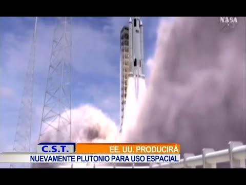 EE.UU. volverá a producir plutonio  como combustible para naves espaciales