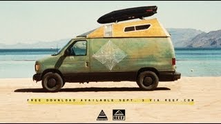 Compassing // a film by cyrus sutton x reef // free download at Reef.com