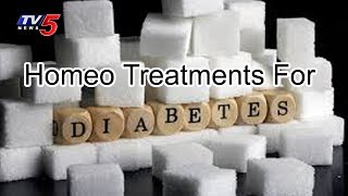 Diabetes Remedies & Homeo Treatment | Good Health | TV5 News