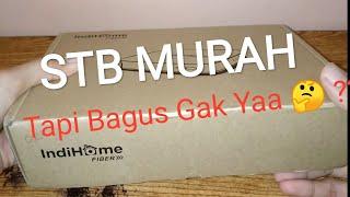 Unboxing dan Review STB / Android TV Murah Unlock Rp250rb