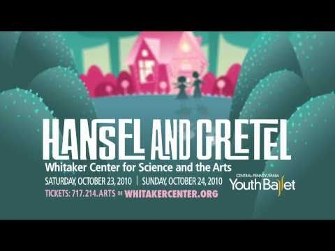 Central Pennsylvania Youth Ballet - Hansel and Gretel