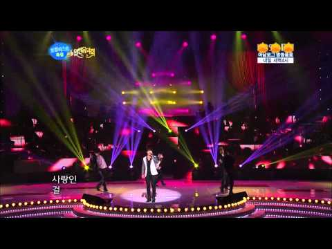 121230 김종국 (Kim Jong Kook) - White Love + Good Bye + Yesterday