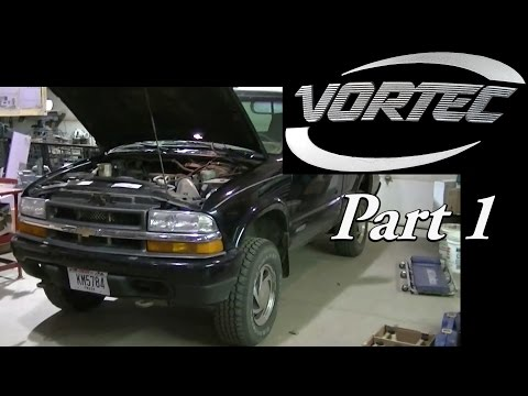 98 S10 Vortec V6 4.3 Intake Gasket Replacement Part 1 of 5